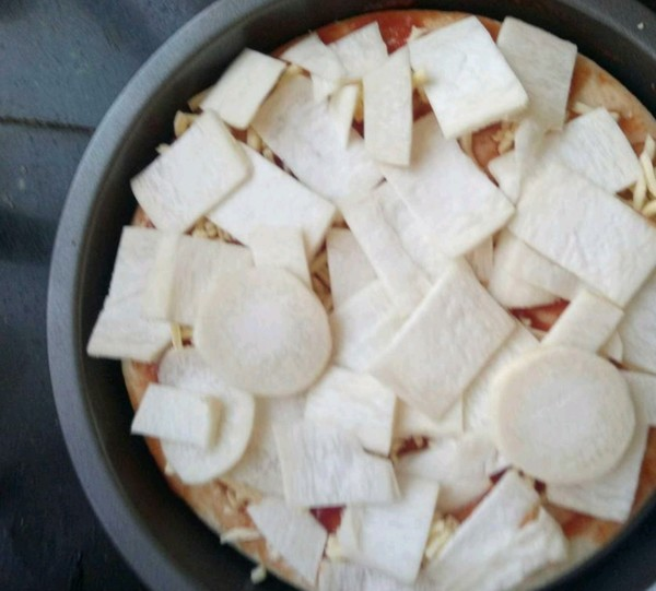 蔬菜披萨的家常做法