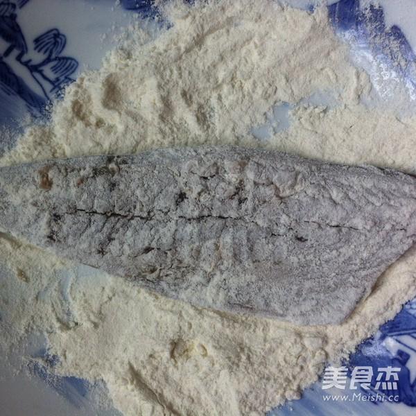 香煎鲅鱼的简单做法