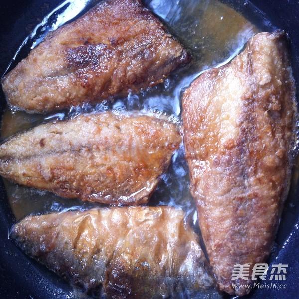 香煎鲅鱼怎么做