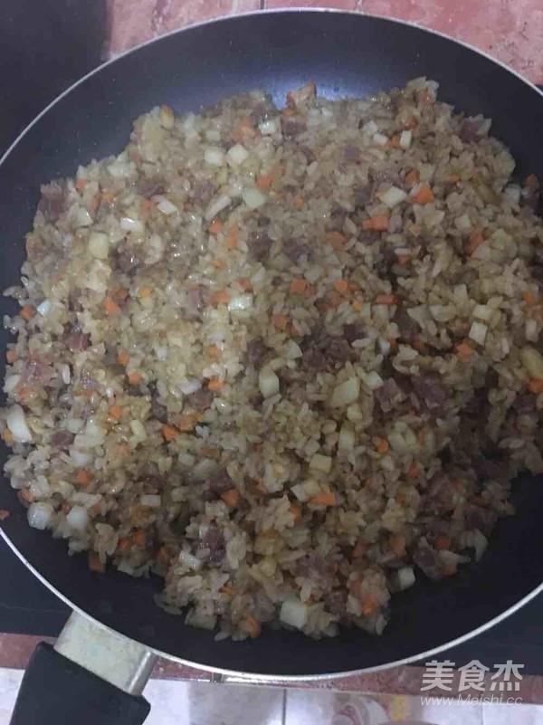 腊肠糯米烧麦怎么做