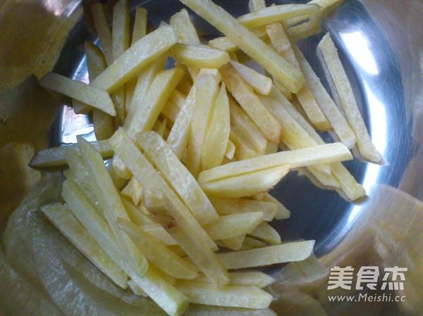 炸薯条怎么煮