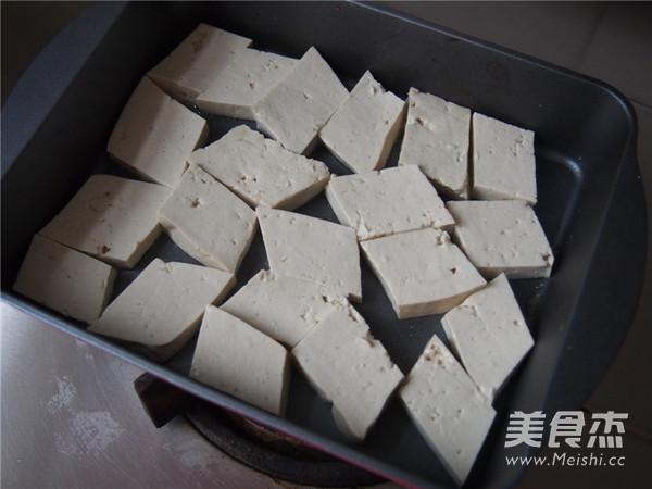 葱烧豆腐的做法图解