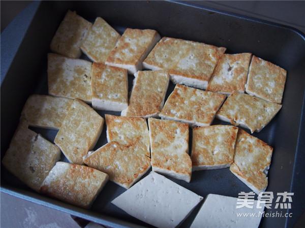 葱烧豆腐的家常做法