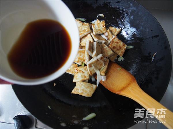 葱烧豆腐怎么做