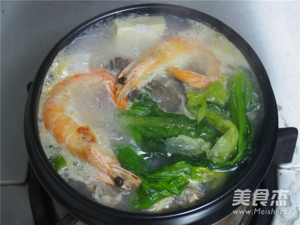 浓汤单人火锅怎么炒