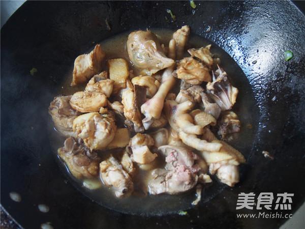 土豆鸡块怎么炒
