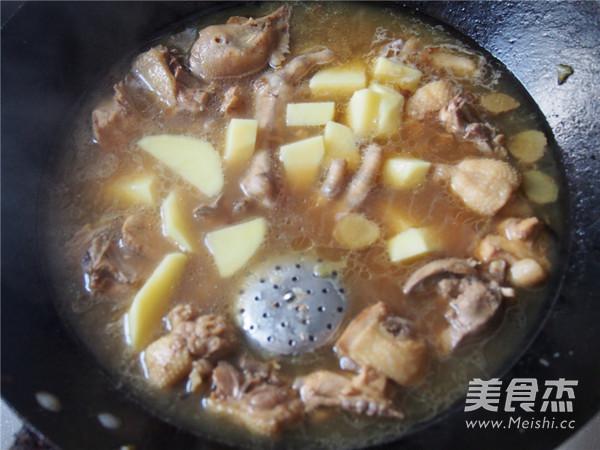 土豆鸡块怎么煮