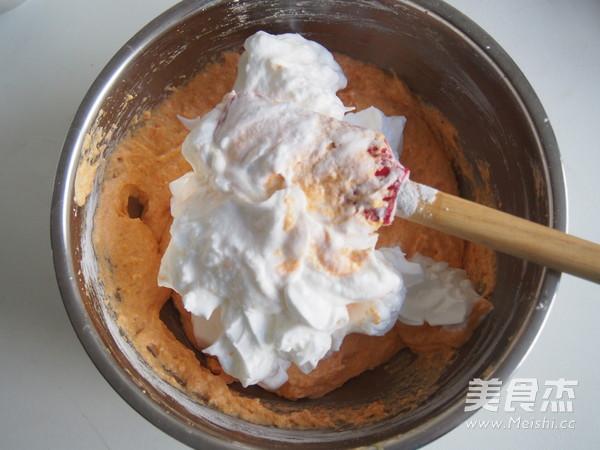 胡萝卜小蛋糕怎么炒