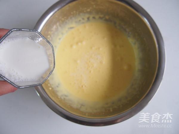 椰蓉小蛋糕的家常做法