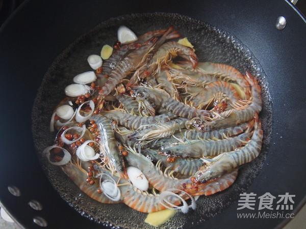白灼竹节虾#丘比沙拉汁#怎么吃
