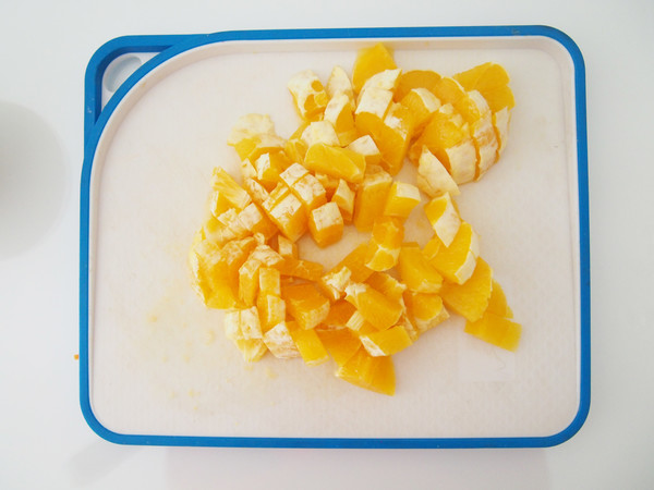 胡萝卜蜜橙汁的家常做法