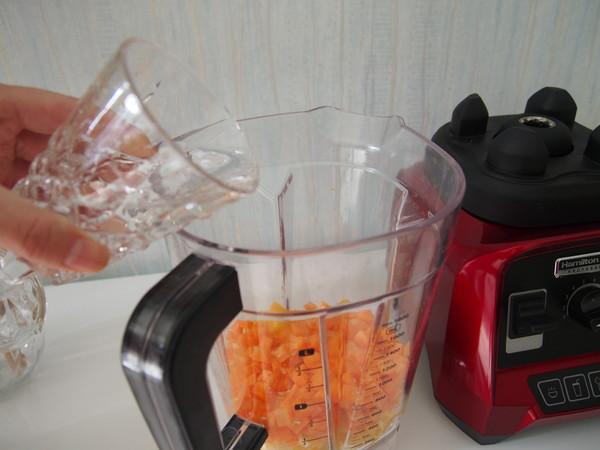 胡萝卜蜜橙汁怎么做