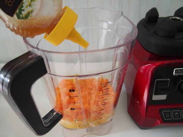 胡萝卜蜜橙汁怎么炒