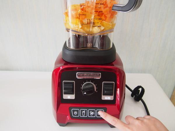胡萝卜蜜橙汁怎么煮