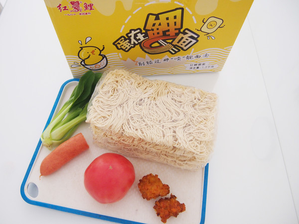 快手蔬菜汤面的做法大全