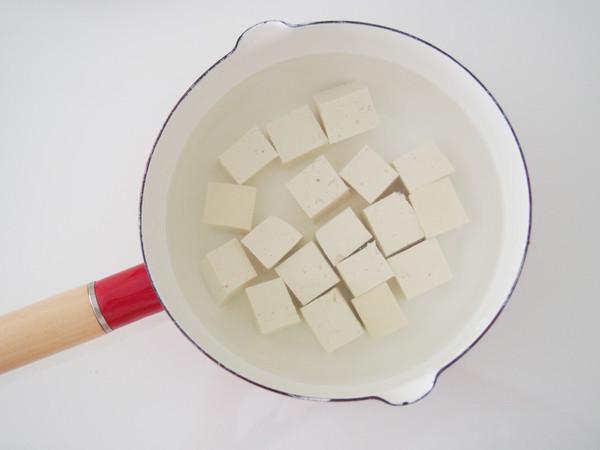 八宝酱烧豆腐的家常做法