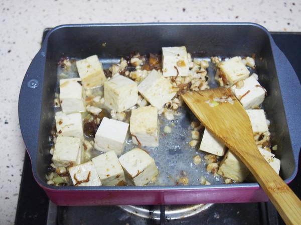 八宝酱烧豆腐怎么炖