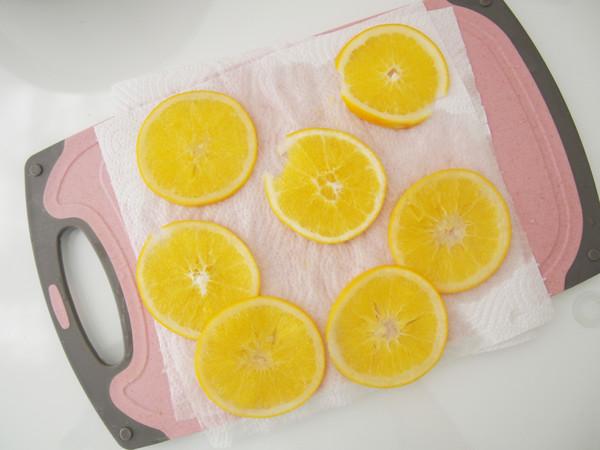 香橙蛋糕卷的家常做法