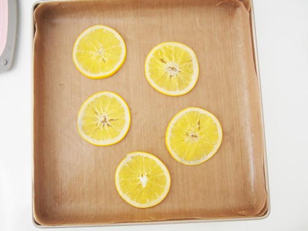 香橙蛋糕卷怎样做