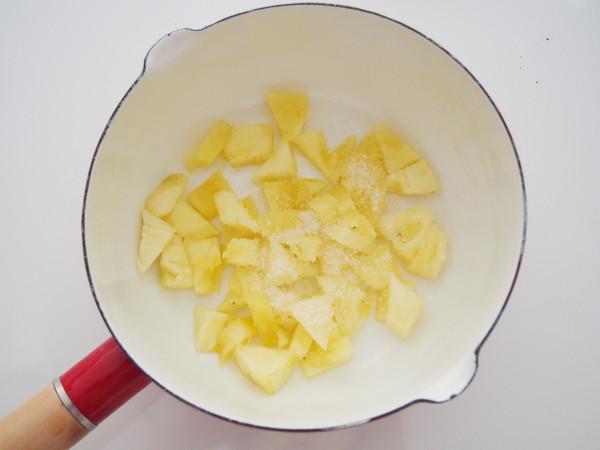 菠萝反转蛋糕的做法大全