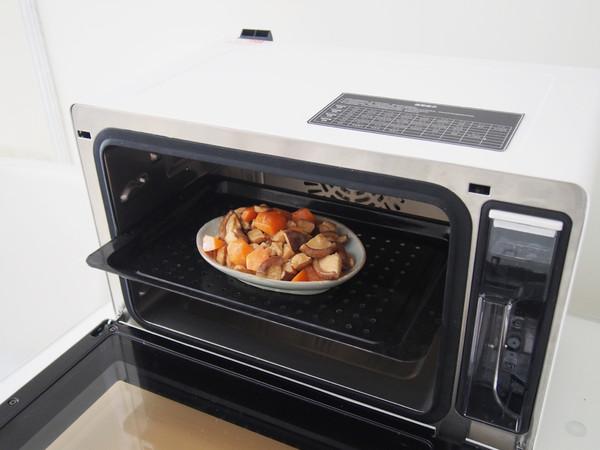 香菇蒸滑鸡怎么煮