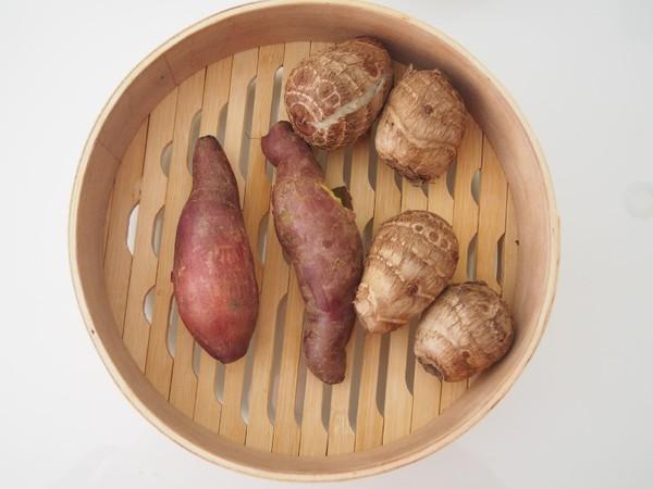 燕麦片土豆芋泥球的做法大全