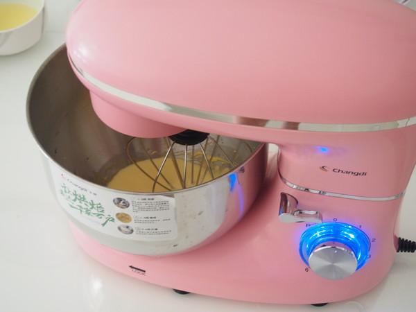 蛋黄溶豆的家常做法
