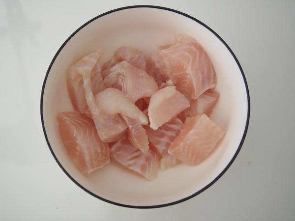 辣酱龙利鱼的做法图解