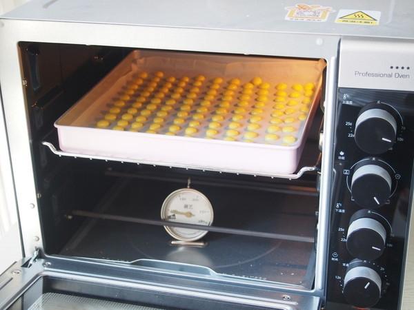 宝宝蛋黄溶豆的简单做法