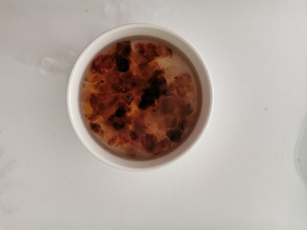 牛奶芒果桃胶的做法图解