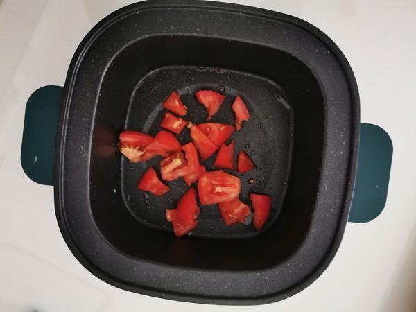 酸酸美味的番茄豆腐疙瘩汤的做法图解