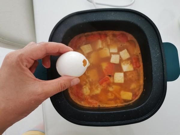 酸酸美味的番茄豆腐疙瘩汤怎么炒