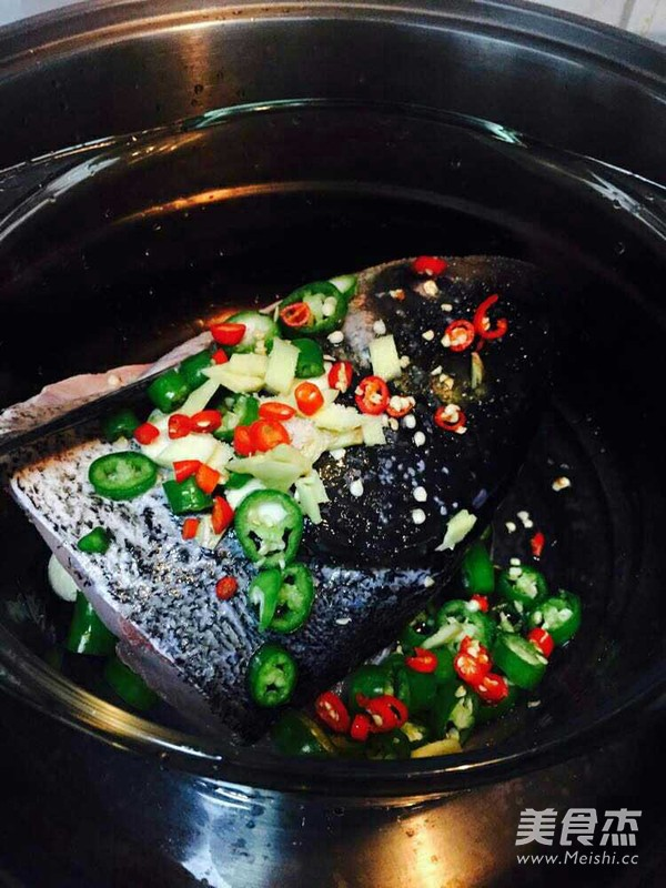三吃胖头鱼的简单做法
