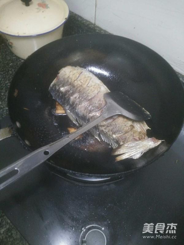 红烧草鱼怎么炒
