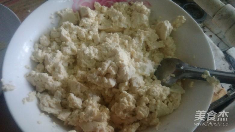 鸡刨豆腐的做法图解