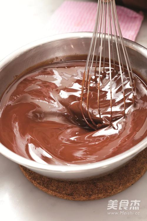 巧克力布朗尼的简单做法