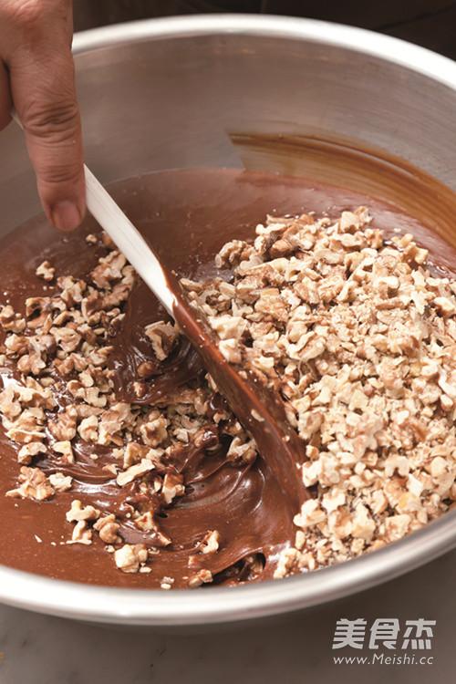 巧克力布朗尼怎么煮
