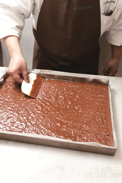 巧克力布朗尼怎么煸