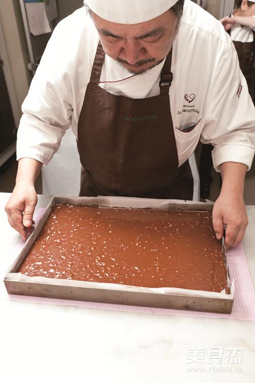 巧克力布朗尼怎样煸