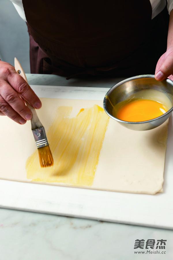 奶酪酥条的做法图解