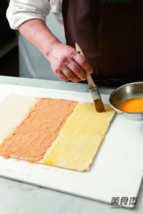 奶酪酥条的简单做法