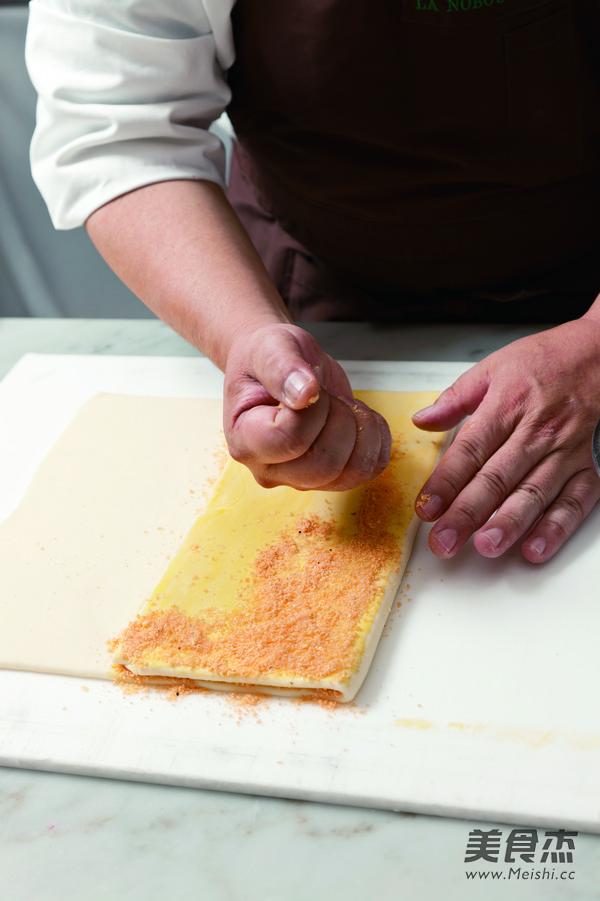 奶酪酥条怎么做