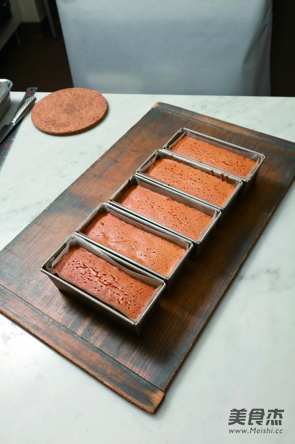葡萄柚奶油蛋糕的制作方法