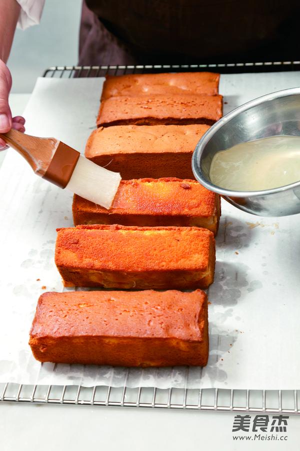 葡萄柚奶油蛋糕的做法大全