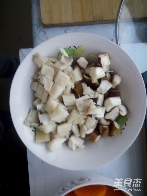 双菇豆腐汤的做法大全