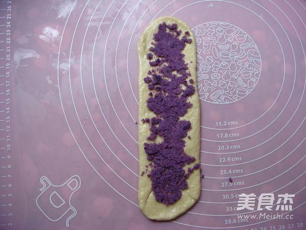 汤种芝香紫薯面包怎么炒