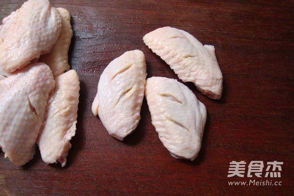 孜然烤鸡翅的做法图解