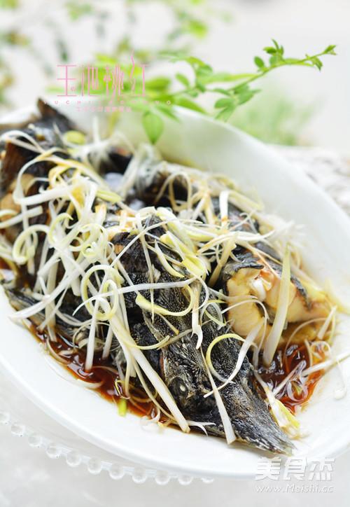 清蒸鲟鱼怎么煮