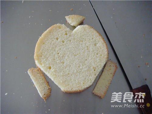 百合花慕斯蛋糕怎样做