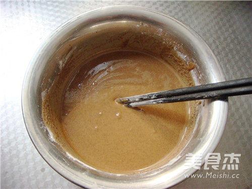 糯香红豆凉糕的简单做法